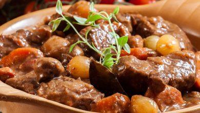 طاجن اللحم الضأني في العيد