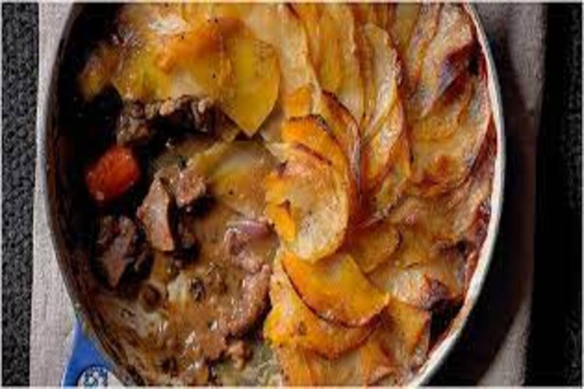 طبخ لحم الضأن