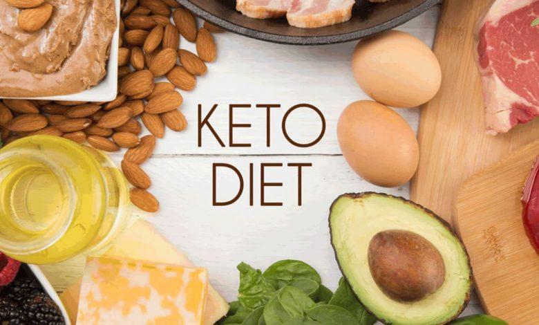 كيتو دايت خسارة الوزن