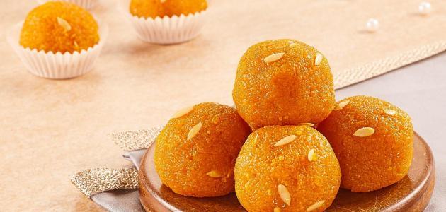 طريقة عمل حلويات هندية